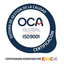 OCA ISO 9001